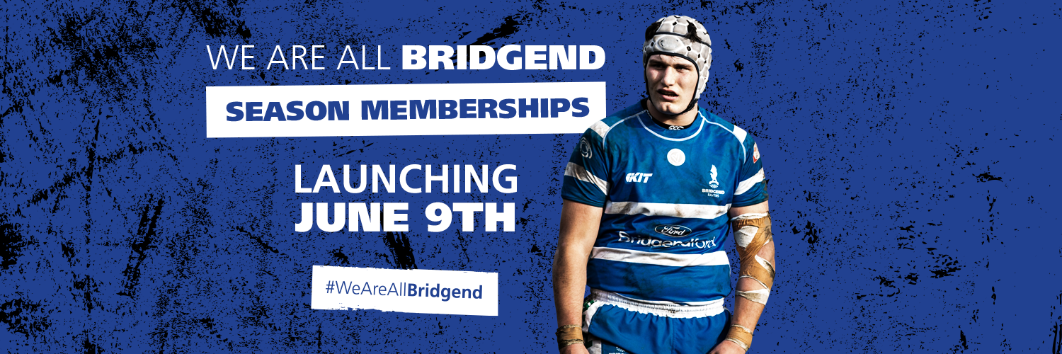 We Are All Bridgend Season Membership