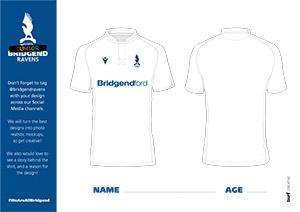Bridgend Ravens Kit Design