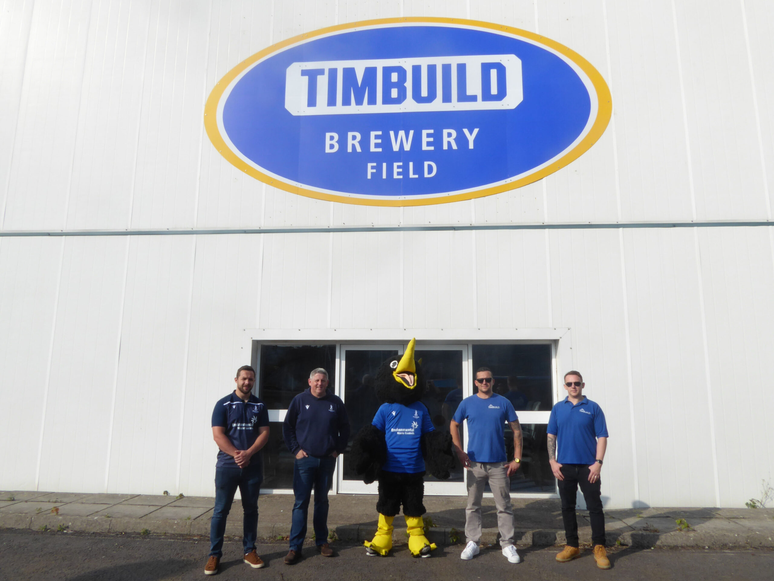 Timbuild Brewery Field