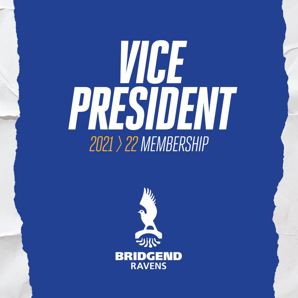 Bridgend Ravens Vice President Membership